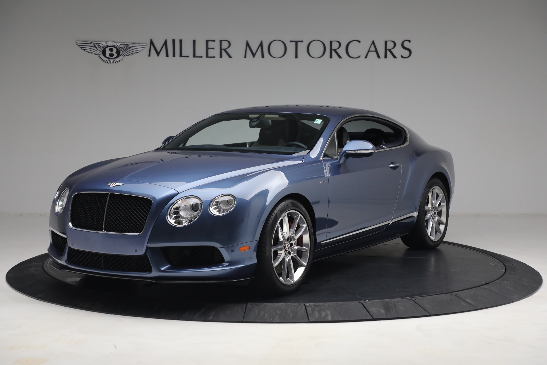 Used 2015 Bentley Continental GT V8 S for sale $119,900 at McLaren Greenwich in Greenwich CT 06830 1
