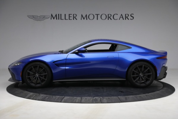 Used 2020 Aston Martin Vantage for sale $139,990 at McLaren Greenwich in Greenwich CT 06830 2