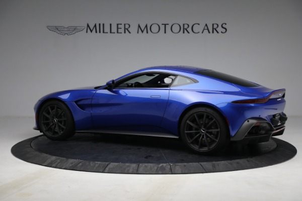 Used 2020 Aston Martin Vantage for sale $139,990 at McLaren Greenwich in Greenwich CT 06830 3