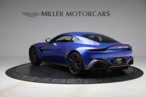 Used 2020 Aston Martin Vantage for sale $139,990 at McLaren Greenwich in Greenwich CT 06830 4