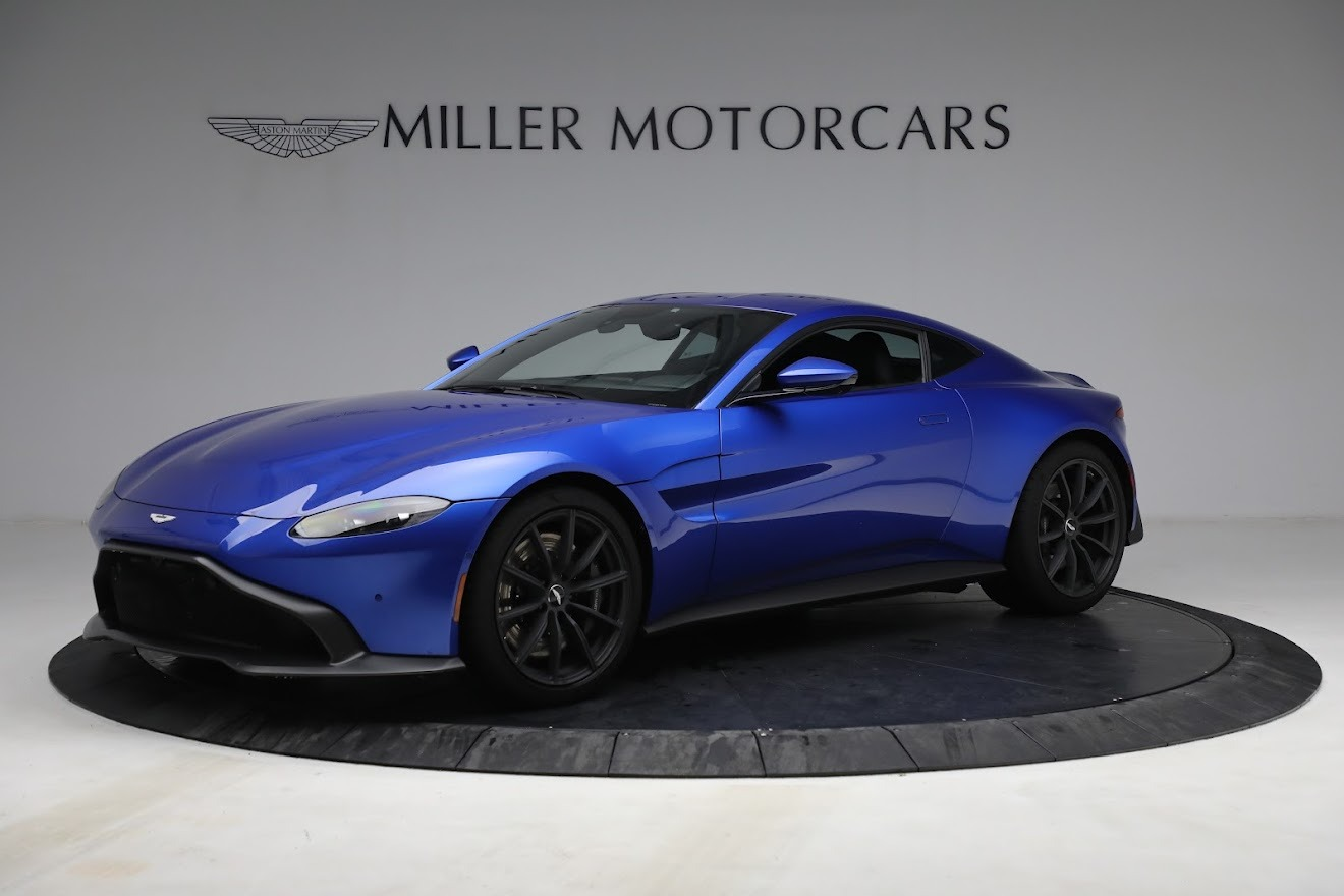 Used 2020 Aston Martin Vantage for sale $139,990 at McLaren Greenwich in Greenwich CT 06830 1