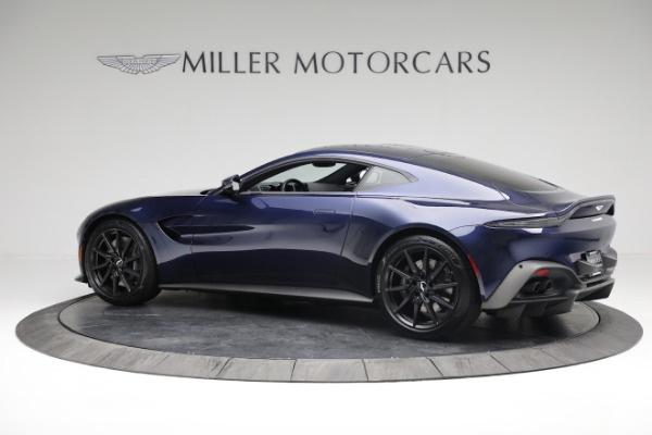 Used 2020 Aston Martin Vantage for sale $139,900 at McLaren Greenwich in Greenwich CT 06830 3