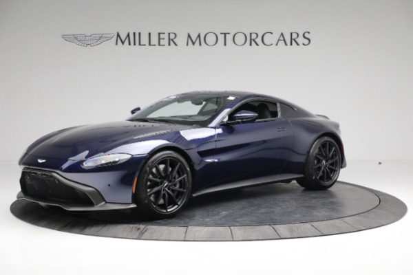 Used 2020 Aston Martin Vantage for sale $139,900 at McLaren Greenwich in Greenwich CT 06830 1