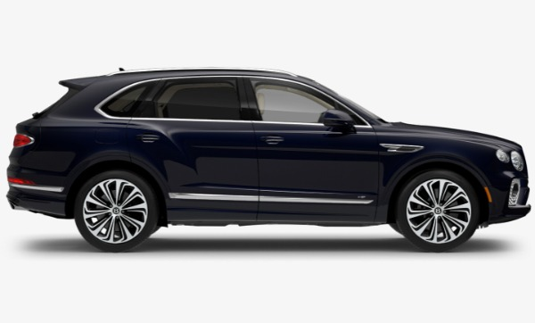 New 2022 Bentley Bentayga V8 for sale Call for price at McLaren Greenwich in Greenwich CT 06830 2