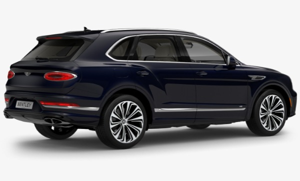 New 2022 Bentley Bentayga V8 for sale Call for price at McLaren Greenwich in Greenwich CT 06830 3