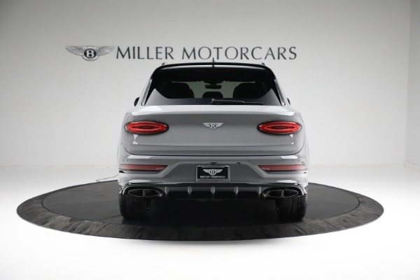 New 2022 Bentley Bentayga S for sale Call for price at McLaren Greenwich in Greenwich CT 06830 4