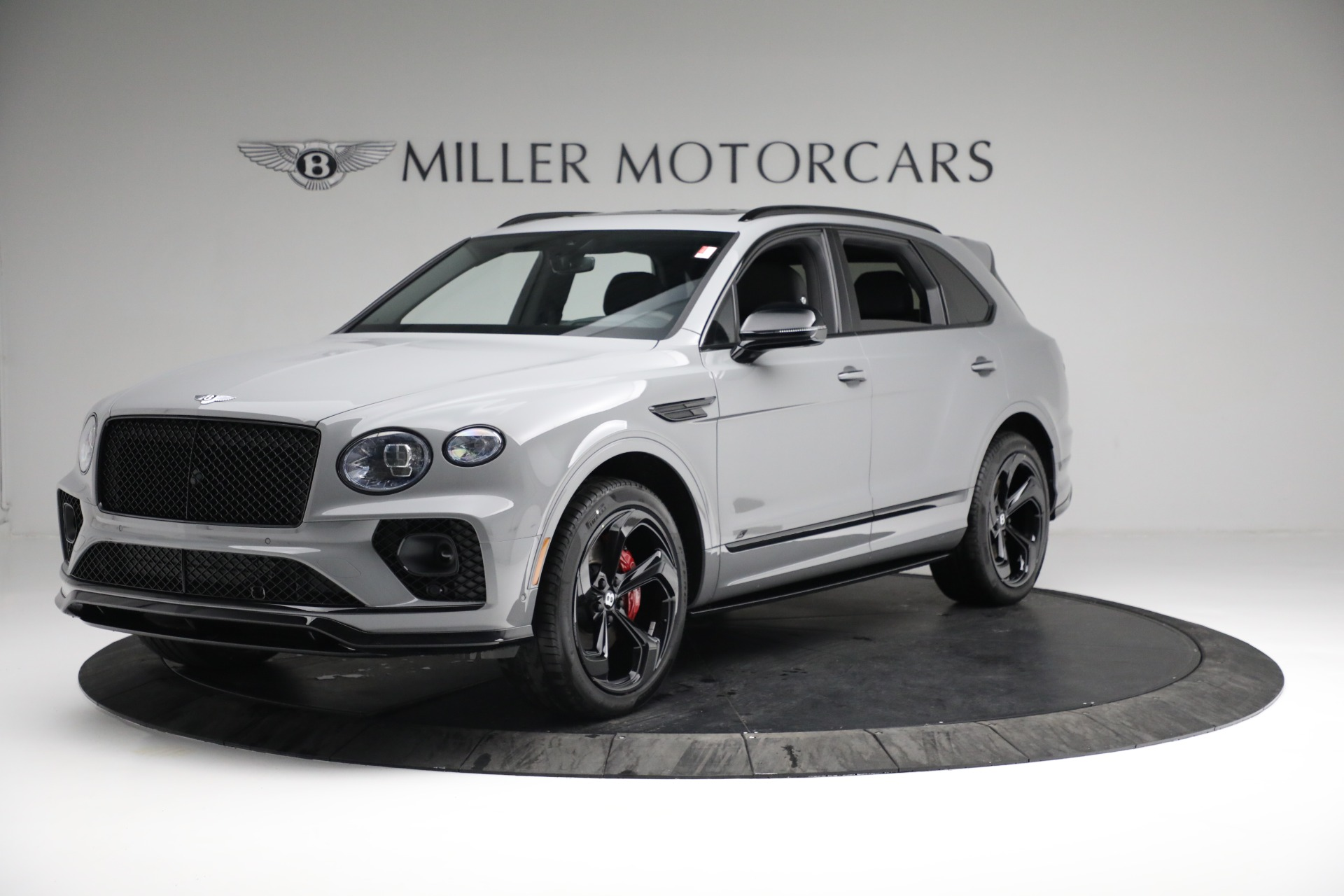 New 2022 Bentley Bentayga S for sale Call for price at McLaren Greenwich in Greenwich CT 06830 1