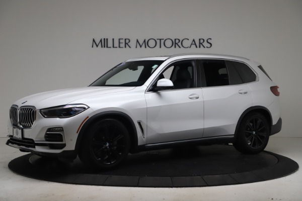 Used 2020 BMW X5 xDrive40i for sale $61,900 at McLaren Greenwich in Greenwich CT 06830 2
