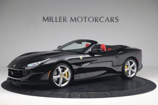 Used 2019 Ferrari Portofino for sale $245,900 at McLaren Greenwich in Greenwich CT 06830 2