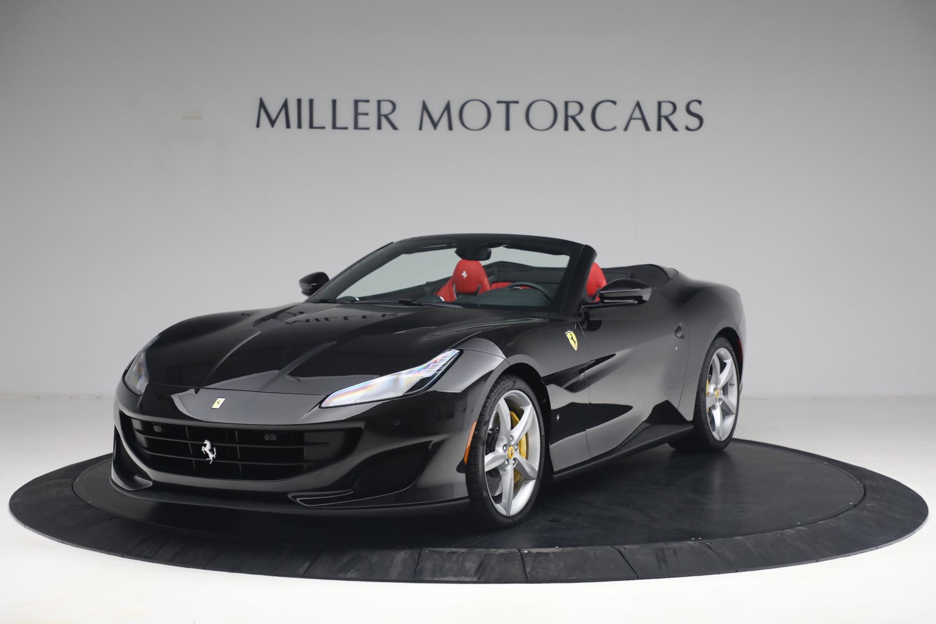 Used 2019 Ferrari Portofino for sale $245,900 at McLaren Greenwich in Greenwich CT 06830 1