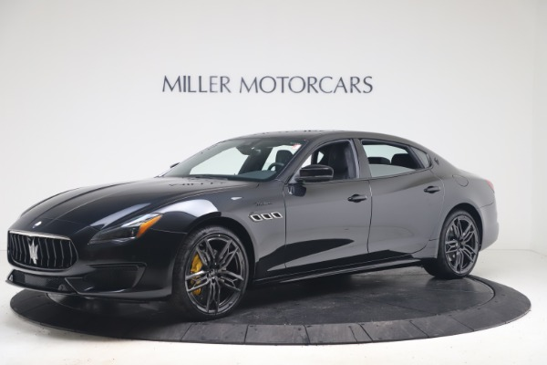 New 2022 Maserati Quattroporte Modena Q4 for sale $131,195 at McLaren Greenwich in Greenwich CT 06830 2