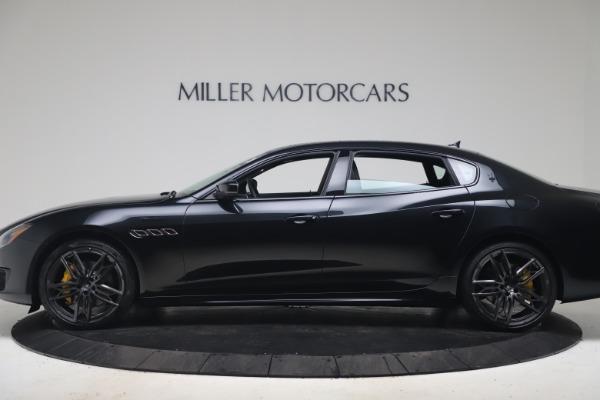 New 2022 Maserati Quattroporte Modena Q4 for sale $131,195 at McLaren Greenwich in Greenwich CT 06830 3