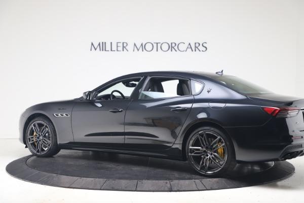 New 2022 Maserati Quattroporte Modena Q4 for sale $131,195 at McLaren Greenwich in Greenwich CT 06830 4