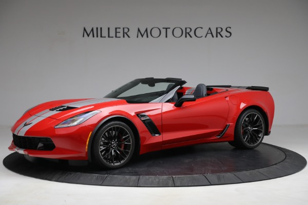 Used 2015 Chevrolet Corvette Z06 for sale $89,900 at McLaren Greenwich in Greenwich CT 06830 2