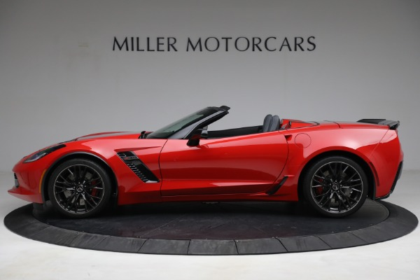 Used 2015 Chevrolet Corvette Z06 for sale $89,900 at McLaren Greenwich in Greenwich CT 06830 3