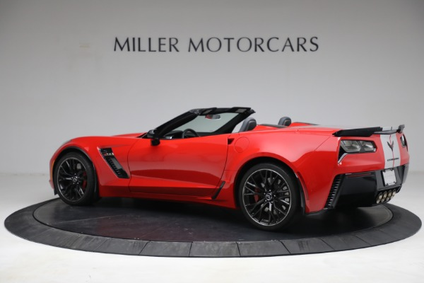 Used 2015 Chevrolet Corvette Z06 for sale $89,900 at McLaren Greenwich in Greenwich CT 06830 4