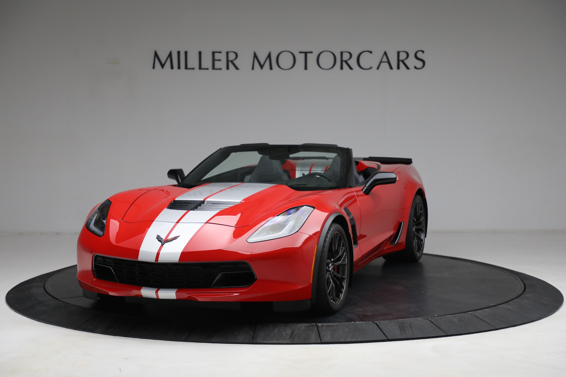 Used 2015 Chevrolet Corvette Z06 for sale $89,900 at McLaren Greenwich in Greenwich CT 06830 1