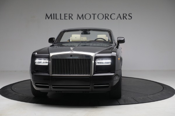 Used 2015 Rolls-Royce Phantom Drophead Coupe for sale Call for price at McLaren Greenwich in Greenwich CT 06830 2
