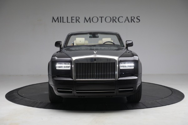 Used 2015 Rolls-Royce Phantom Drophead Coupe for sale Call for price at McLaren Greenwich in Greenwich CT 06830 3