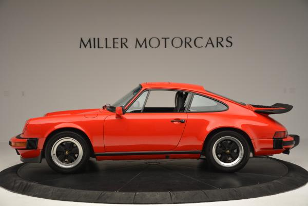 Used 1988 Porsche 911 Carrera for sale Sold at McLaren Greenwich in Greenwich CT 06830 3