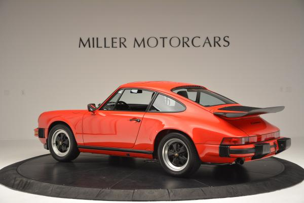 Used 1988 Porsche 911 Carrera for sale Sold at McLaren Greenwich in Greenwich CT 06830 4