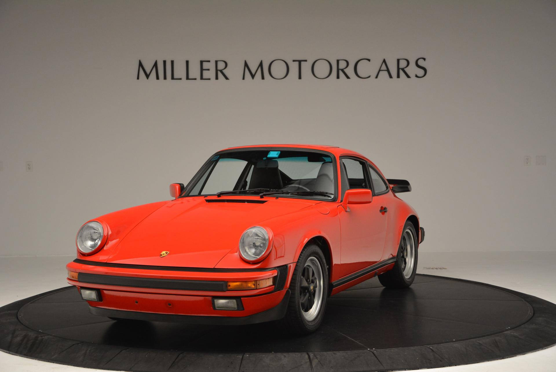 Used 1988 Porsche 911 Carrera for sale Sold at McLaren Greenwich in Greenwich CT 06830 1