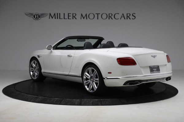 Used 2016 Bentley Continental GT V8 for sale Call for price at McLaren Greenwich in Greenwich CT 06830 4