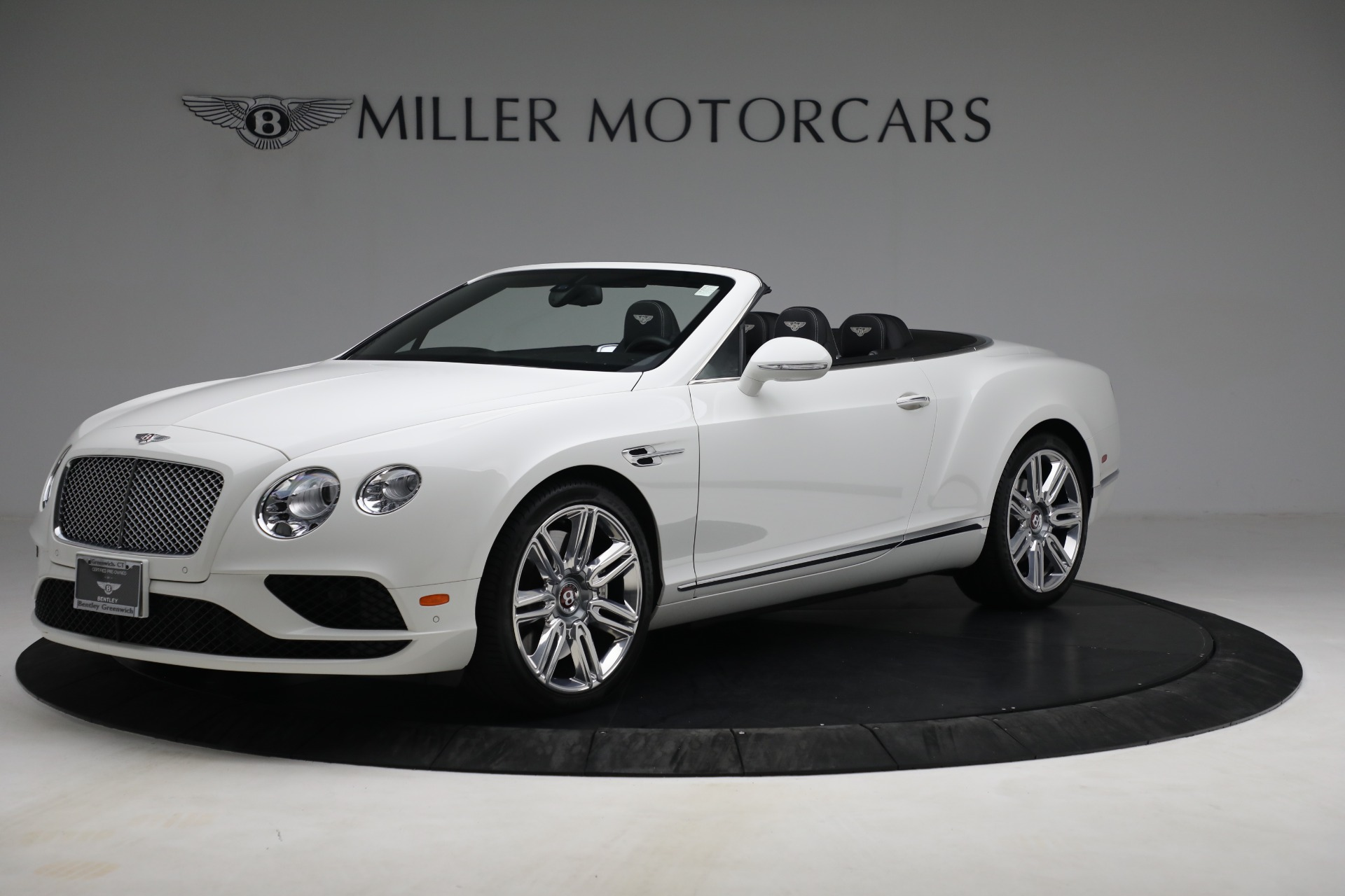 Used 2016 Bentley Continental GT V8 for sale Call for price at McLaren Greenwich in Greenwich CT 06830 1