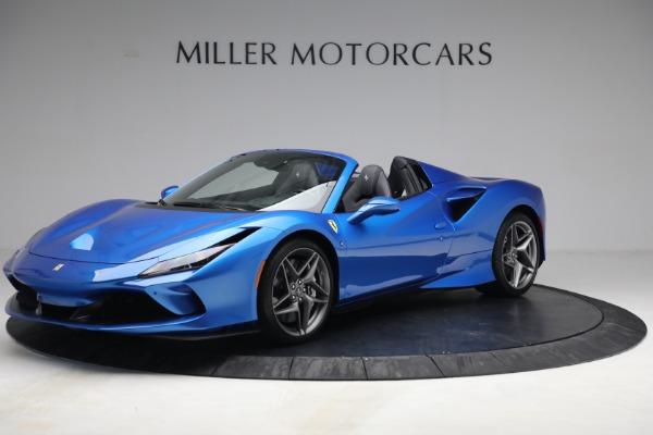 Used 2021 Ferrari F8 Spider for sale $499,900 at McLaren Greenwich in Greenwich CT 06830 2