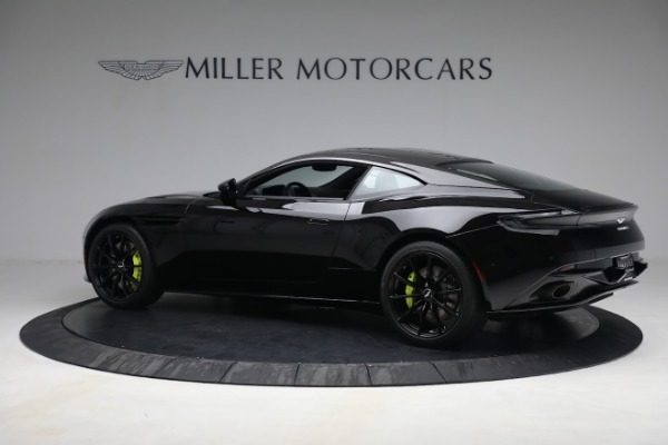 Used 2019 Aston Martin DB11 AMR for sale Call for price at McLaren Greenwich in Greenwich CT 06830 3