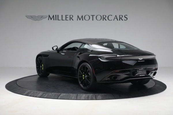 Used 2019 Aston Martin DB11 AMR for sale Call for price at McLaren Greenwich in Greenwich CT 06830 4