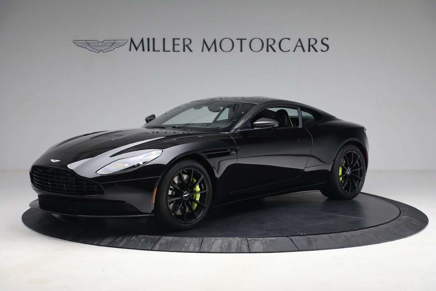 Used 2019 Aston Martin DB11 AMR for sale Call for price at McLaren Greenwich in Greenwich CT 06830 1