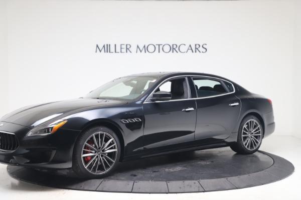 New 2022 Maserati Quattroporte Modena Q4 for sale $128,775 at McLaren Greenwich in Greenwich CT 06830 2