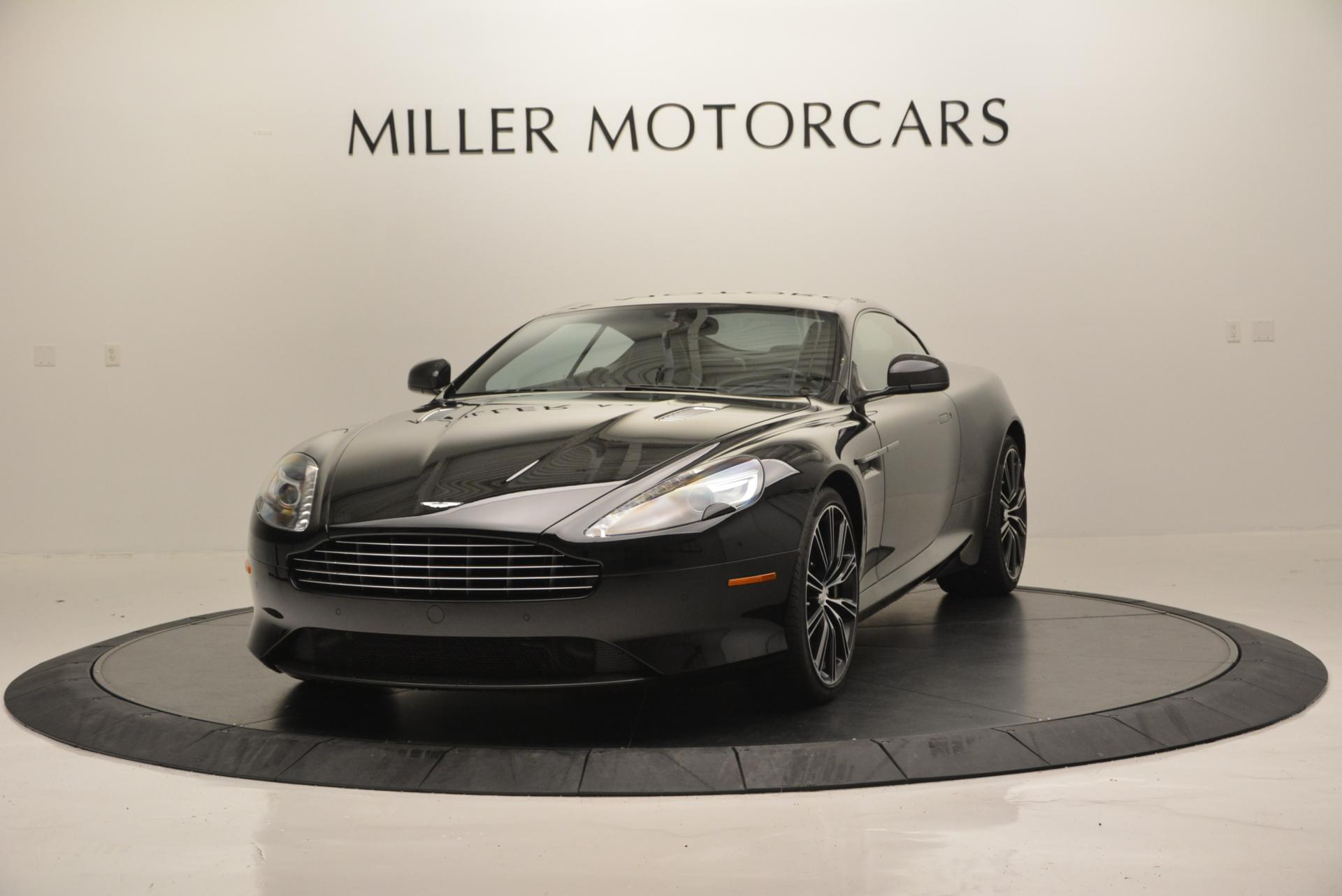 Used 2015 Aston Martin DB9 Carbon Edition for sale Sold at McLaren Greenwich in Greenwich CT 06830 1