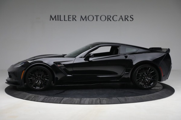 Used 2016 Chevrolet Corvette Z06 for sale $85,900 at McLaren Greenwich in Greenwich CT 06830 2