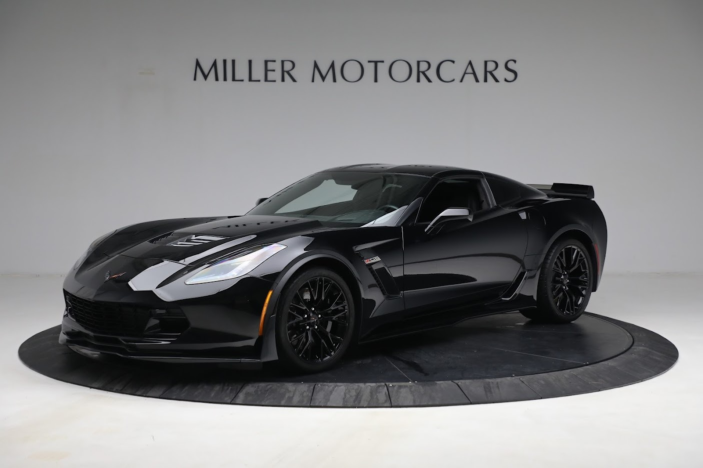 Used 2016 Chevrolet Corvette Z06 for sale $85,900 at McLaren Greenwich in Greenwich CT 06830 1