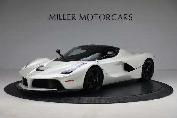 Used 2014 Ferrari LaFerrari for sale Call for price at McLaren Greenwich in Greenwich CT 06830 2