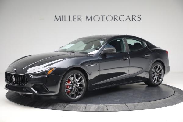 New 2022 Maserati Ghibli Modena Q4 for sale $103,855 at McLaren Greenwich in Greenwich CT 06830 2