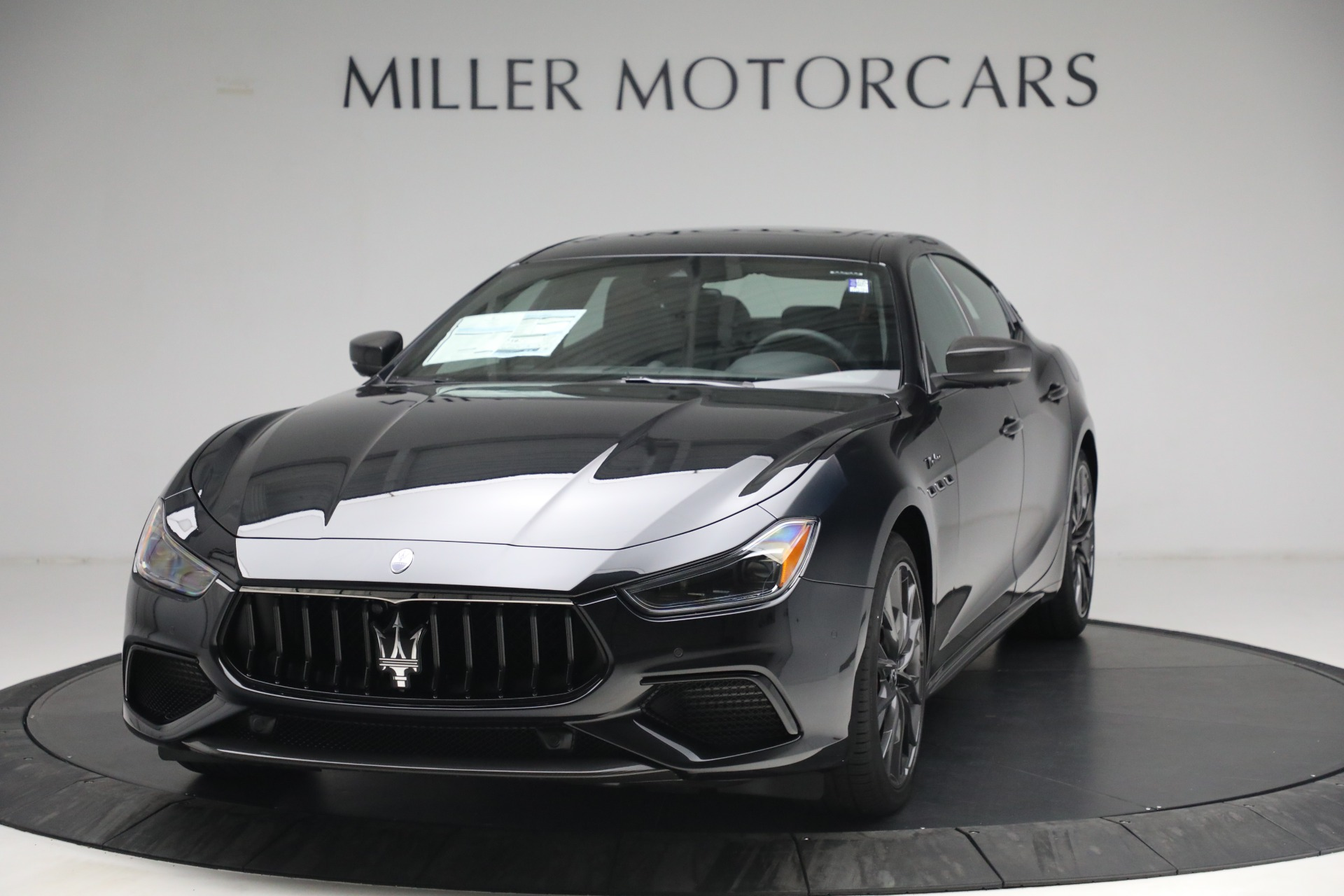 New 2022 Maserati Ghibli Modena Q4 for sale $103,855 at McLaren Greenwich in Greenwich CT 06830 1