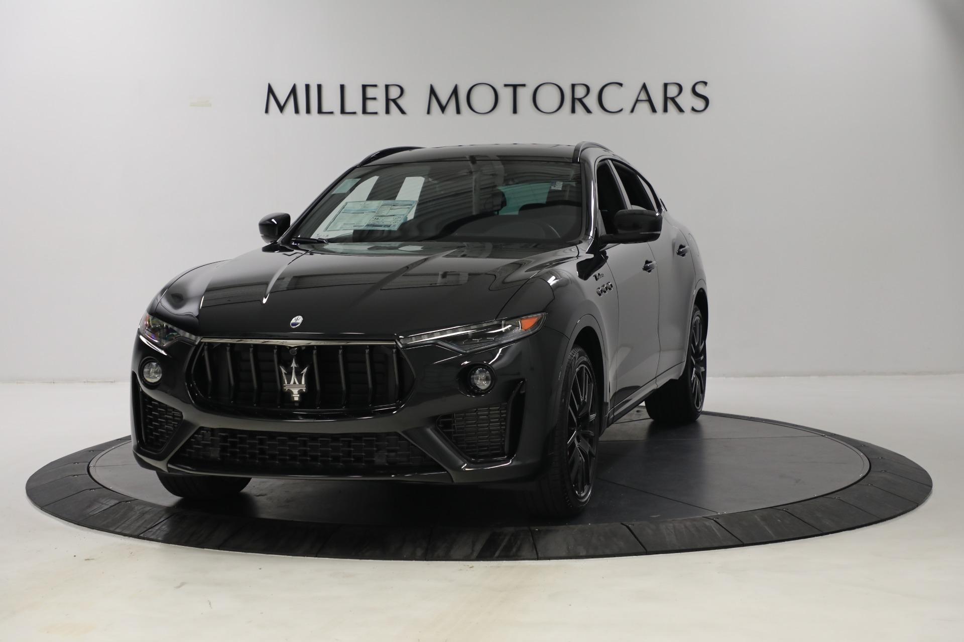 New 2022 Maserati Levante Modena for sale $108,775 at McLaren Greenwich in Greenwich CT 06830 1