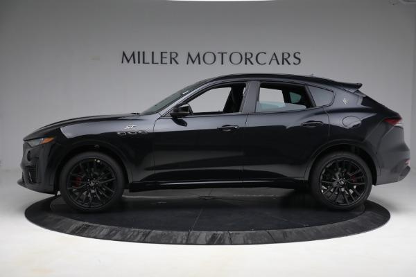 New 2022 Maserati Levante GT for sale $95,965 at McLaren Greenwich in Greenwich CT 06830 3