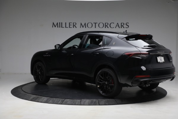 New 2022 Maserati Levante GT for sale $95,965 at McLaren Greenwich in Greenwich CT 06830 4