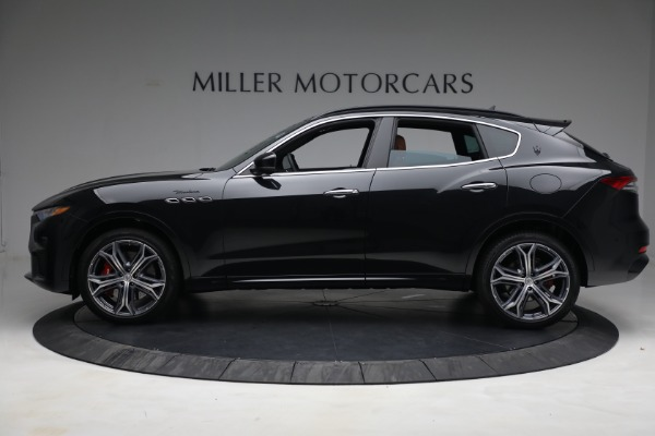New 2022 Maserati Levante Modena for sale $104,545 at McLaren Greenwich in Greenwich CT 06830 3