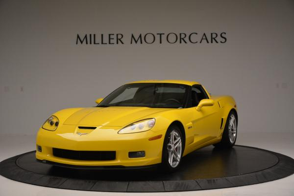 Used 2006 Chevrolet Corvette Z06 Hardtop for sale Sold at McLaren Greenwich in Greenwich CT 06830 2