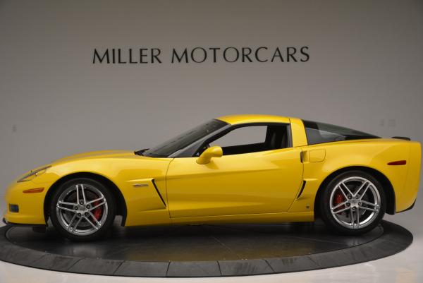 Used 2006 Chevrolet Corvette Z06 Hardtop for sale Sold at McLaren Greenwich in Greenwich CT 06830 3