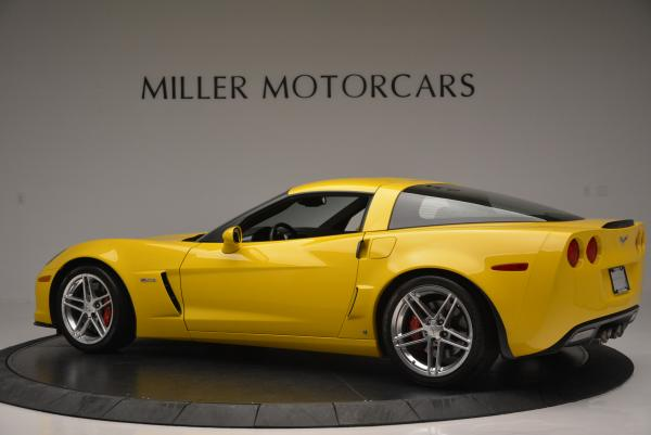 Used 2006 Chevrolet Corvette Z06 Hardtop for sale Sold at McLaren Greenwich in Greenwich CT 06830 4