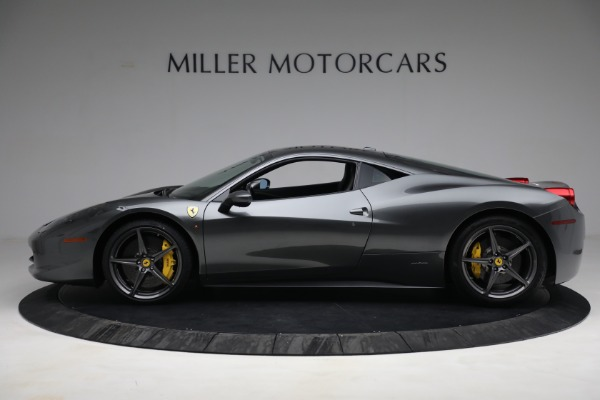 Used 2011 Ferrari 458 Italia for sale $229,900 at McLaren Greenwich in Greenwich CT 06830 3