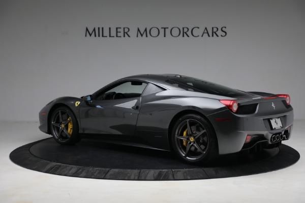 Used 2011 Ferrari 458 Italia for sale $229,900 at McLaren Greenwich in Greenwich CT 06830 4