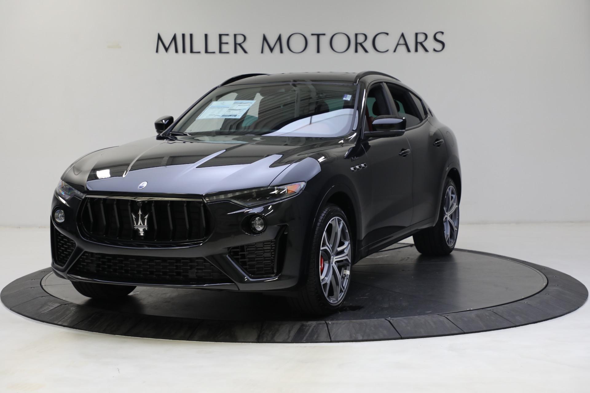 New 2022 Maserati Levante Modena for sale $113,375 at McLaren Greenwich in Greenwich CT 06830 1