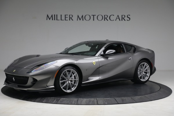 Used 2018 Ferrari 812 Superfast for sale Call for price at McLaren Greenwich in Greenwich CT 06830 2